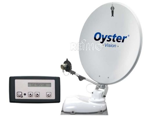 Oyster Vision 85 Twin LNB