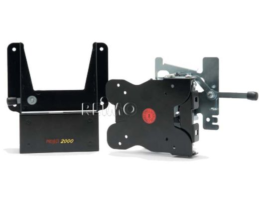TFT bracket removable wit