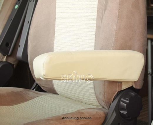 Armrest cover artificial