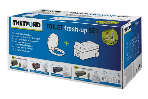 Fresh Up Set Thetford C-500 Hobby