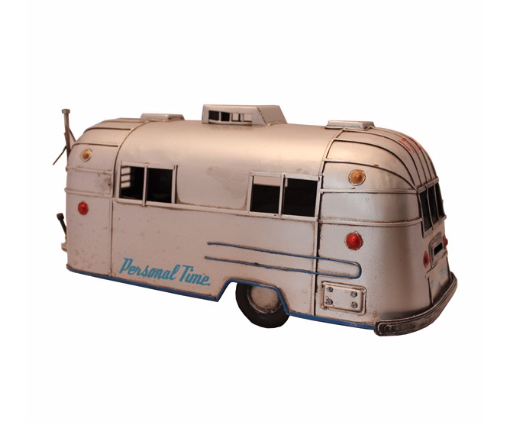 "Asuntovaunu ""Air Stream Silver"", 1:24"