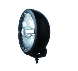 CIBIE Super Oscar LED 222 mm musta koppa ref 17,5